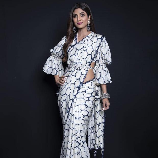 Shilpa Shetty in Punit Balana for Super Dancer Chapter 3 (5)