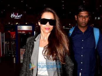 Shraddha Kapoor, Malaika Arora and others snapped at the airport