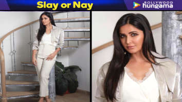 Slay or Nay - Katrina Kaif in Esse and Zara for a talk show interview(Featured)