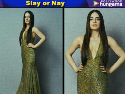 Slay or Nay - Radhika Madan in Rajat Tangri for Nykaa-Femina Beauty Awards (Featured)
