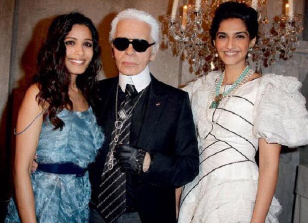 Sonam Kapoor's tribute to Karl Lagerfeld is heartfelt and heart breaking