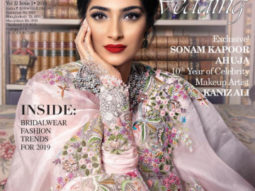 Sonam Kapoor Ahuja for Asiana Wedding International Magazine (Featured)