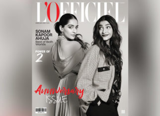 Sonam Kapoor Ahuja for L'Officiel magazine for February 2019 (Featured)