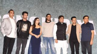 Sonchiraiya Movie Press Conference with Sushant Singh Rajput, Bhumi Pednekar, Ashutosh and others Part 2 (2)