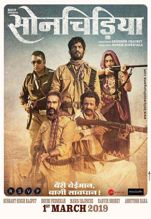 SONCHIRIYA (2019) con BHUMI PEDNEKAR + Jukebox + Esperando Sub Sonchiriya-4-3
