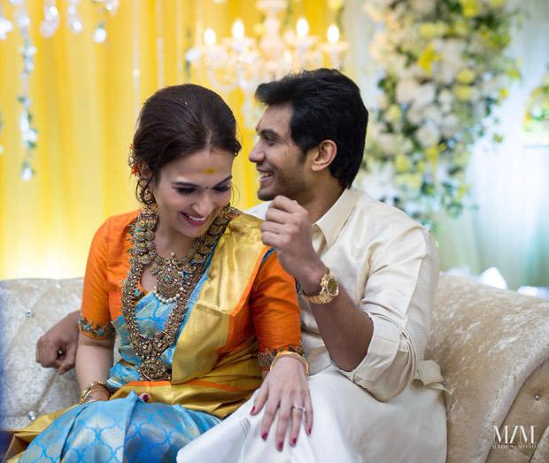 FIRST PICS - Rajinikanth plans a pre-wedding reception for daughter Soundarya and son-in-law Vishagan Vanangamudi