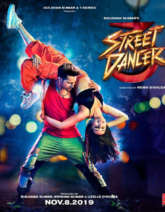 First Look Of Street Dancer 3D