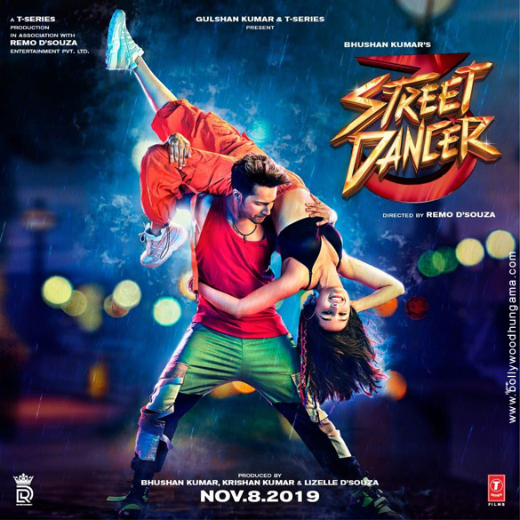 Street Dancer 3D Movie: Review, Songs, Images, Trailer