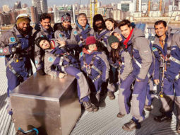 Street Dancer 3D - Shraddha Kapoor and Varun Dhawan will be seen performing on the rooftop of O2 Arena