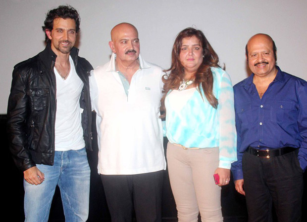 Hrithik Roshan's sister, Sunaina Roshan REVEALS details about Rakesh Roshan's surgery and how he is recovering