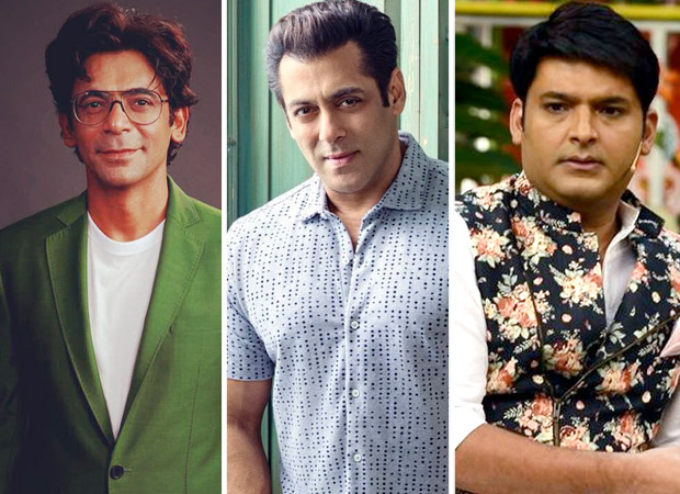 Sunil Grover RETURNS to The Kapil Sharma Show albeit with Bharat actors Salman Khan and Katrina Kaif