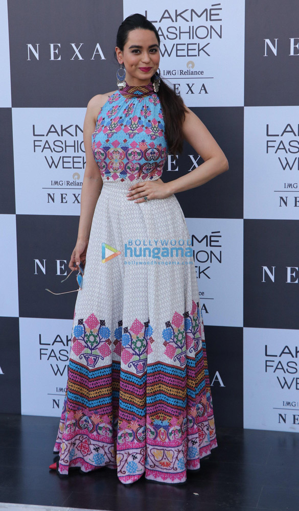 Tamannaah Bhatia, Farhan Akhtar and others snapped at Lakme Fashion Week Summer Resort 2019 – Day 3 (3)