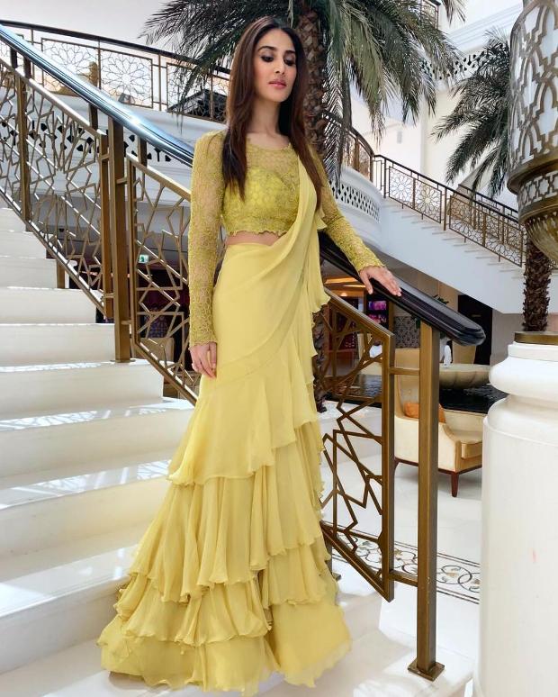 Vaani Kapoor in Anushree Reddy (1)