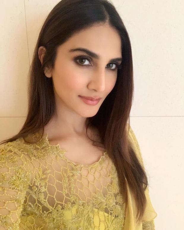 Vaani Kapoor in Anushree Reddy (2)
