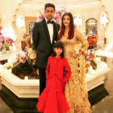 Valentine's Day 2019 Special: Aishwarya Rai Bachchan shares picture perfect family portrait with Abhishek Bachchan and Aaradhya Bachchan