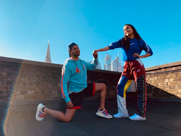 Valentine's Day 2019: ABCD 2 duo Varun Dhawan and Shraddha Kapoor bring their ROMANCE to Street Dancer