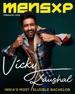Vicky Kaushal On The Covers Mensxp