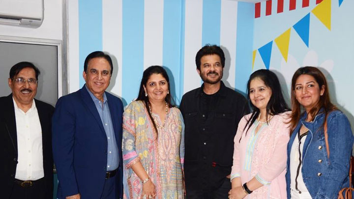 WATCH Anil Kapoor Inaugurates Tata Memorial hospital's pediatric OPD