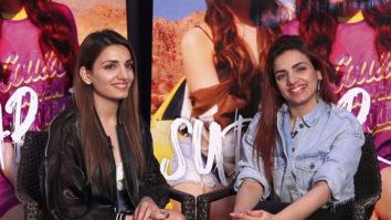 WATCH Sukriti and Prakriti Kakar talk about there New Single Sudhar Jaa