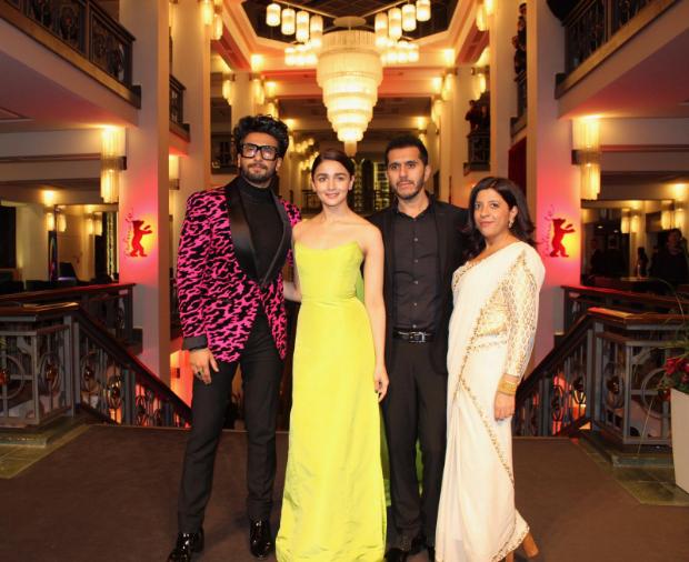 WATCH: Ranveer Singh raps 'Apna Time Aayega', Alia Bhatt and Zoya Akhtar have a blast at Gully Boy premiere in Berlin