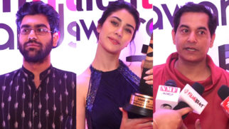 Warina Hussain, Gaurav Gera and other Celebs at Talent Track Awards 2019