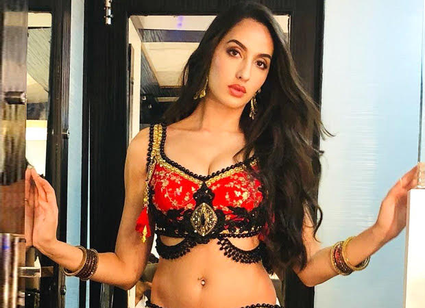 Nora Fatehi on her CRACKLING chemistry with Salman Khan and Varun Dhawan in Bharat & Street Dancer
