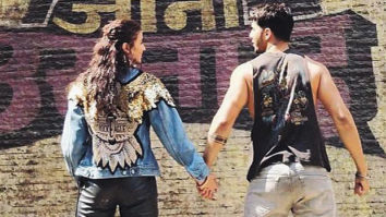 Varun Dhawan and Alia Bhatt seek inspiration from the Thalaiva for Kalank