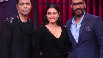 Ajay Devgn beats Aamir Khan to win an Audi on Karan Johar's Koffee With Karan