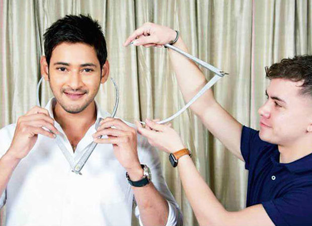 WOW! Telugu superstar Mahesh Babu becomes the first Indian celeb to have his Madame Tussauds wax statue migrated for a day