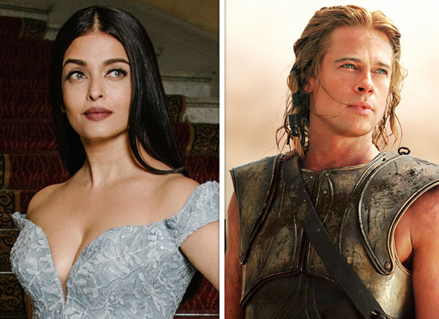 DID YOU KNOW? Aishwarya Rai Bachchan REJECTED the Brad Pitt film TROY and this was the reason!
