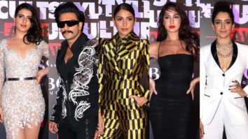Anushka Sharma, Ranveer Singh, Nora Fatehi & others at Red Carpet of GQ Awards 2019