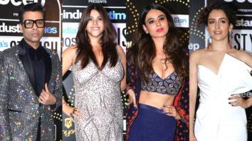 Akshay Kumar, Ekta Kapoor, Karan Johar & others at HT India's Most Stylish Awards 2019