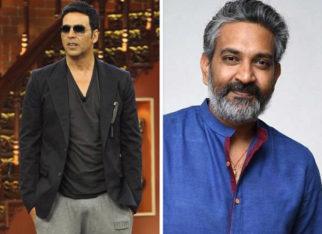 Akshay Kumar takes on SS Rajamouli's RRR on Eid 2020