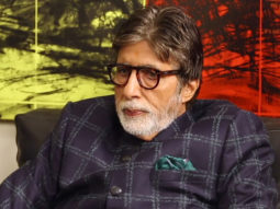 "Amitabh Bachchan ""In the End, I'll always Want to SUCCUMB to the Director Because…"" Badla"