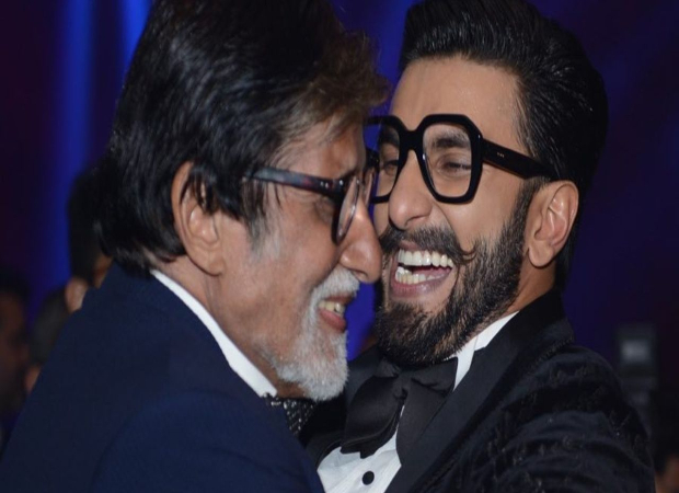 Amitabh Bachchan watched Gully Boy 10 times to rap like Ranveer Singh