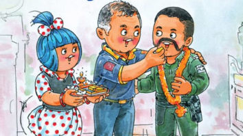 Amul's tribute to Wing Commander Abhinandan is heart warming