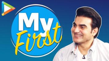 Arbaaz Khan Tells Us About My First Times