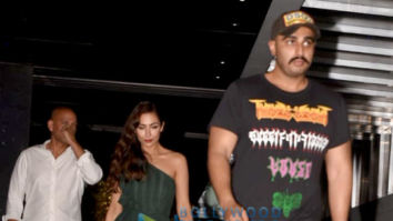 Arjun Kapoor, Malaika Arora, Kanika Kapoor and others spotted at Hakkasan in Bandra
