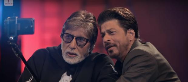 Badla: Amitabh Bachchan reveals he was mistaken for Salman Khan, Shah Rukh Khan pays ode to Big B