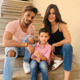 Bharat wrap up Katrina Kaif is cheerful as she hangs with her bunch of boys