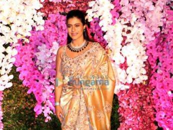 Celebs grace Akash Ambani and Shloka Mehta's wedding reception