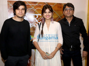 Celebs grace the trailer of launch of the film Marudhar Express