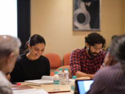 Chhapaak: Deepika Padukone and Vikrant Massey begin the reading sessions for Meghna Gulzar directorial about acid attack survivour Laxmi Agarwal