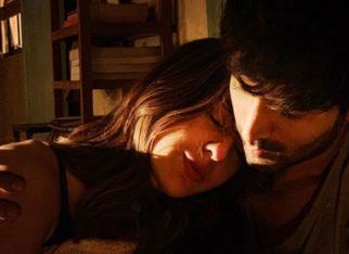 FIRST LOOK: Sara Ali Khan and Kartik Aaryan are in LOVE in Imtiaz Ali's romance drama, film to release on February 14, 2020