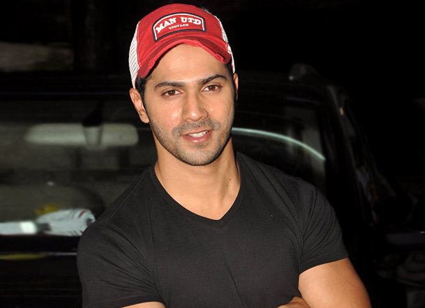 Here's how Varun Dhawan REACTED when a fan proposed to him [watch video]