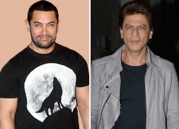 Did Aamir Khan just CONFIRM Shah Rukh Khan is no longer starring in Saare Jahan Se Accha features