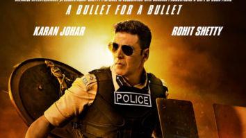 FIRST LOOK: Akshay Kumar is a mighty cop in Rohit Shetty's Sooryavanshi, to release on Eid 2020
