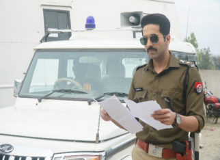 FIRST LOOK: Ayushmann Khurrana to play police officer in Anubhav Sinha's investigative drama titled Article 15
