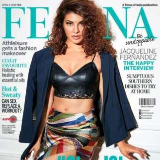 Jacqueline Fernandez On The Covers Of Femina