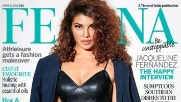 Jacqueline Fernandez On The Covers Of Femina